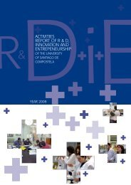 activities report of r & d, innovation and entrepeneurship