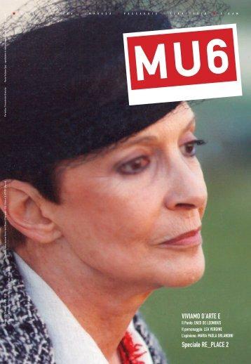 MU6 - N.21 | Novembre 2011