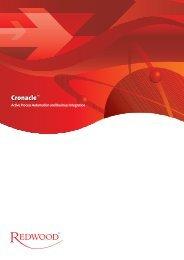 "Cronacleâ""¢ Overview - Redwood Software"