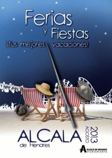 revista ALCALA DE HENARES_MaquetaciÛn 1 - Ayuntamiento de ...