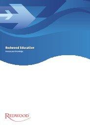 Redwood Education - Redwood Software