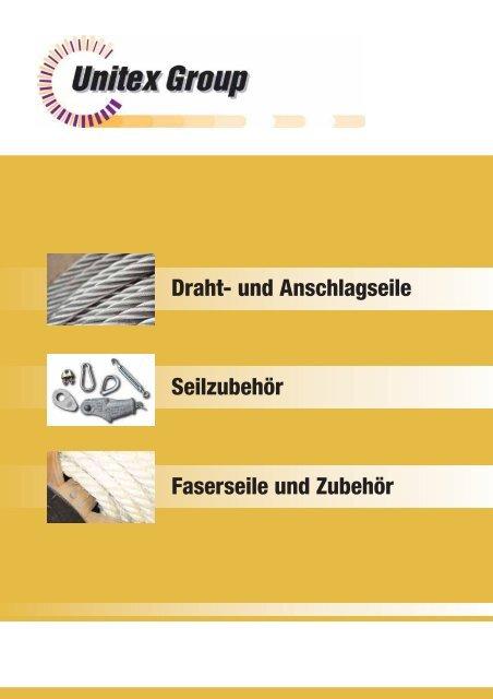 Leine 6 mm Edelstahl NEU 2831 2 Kauschen Kausche f