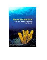 A. Formulario de Registro Reef Check - International Coral Reef ...