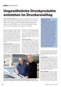 DD 2008 04: SCHWERPUNKT: UNGEWÖHNLICHE - Briem Druck - Seite 2