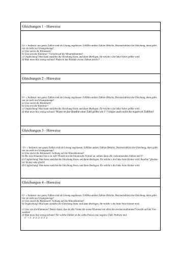 Ziemlich Zwei Schritt Gleichungen Arbeitsblatt Pdf Galerie - Mathe ...