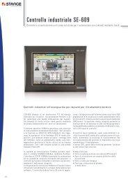 Controllo industriale SE-609 - Stange Elektronik GmbH