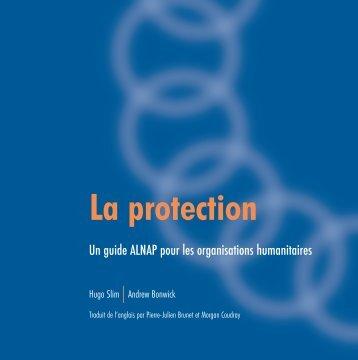 La protection - alnap