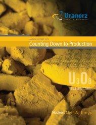 View pdf - Uranerz Energy Corporation