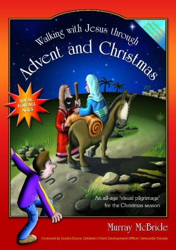 Walking with Jesus through Advent and Christmas - Bible Reading ...