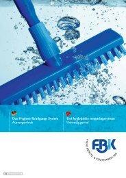 Das Hygiene Reinigungs System Aussengewinde ... - Fyens Børste