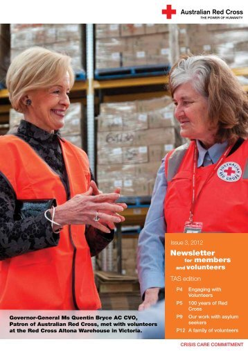 TAS - Australian Red Cross