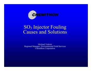 So3 fgc background sul so3 injector fouling causes and solutions wpcafo altavistaventures Image collections