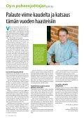Tietoväylä 1 / 2011 - Golfpisteen etusivulle - Page 2