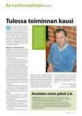 Tietoväylä 1 / 2011 - Golfpisteen etusivulle - Page 3