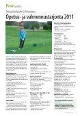 Tietoväylä 1 / 2011 - Golfpisteen etusivulle - Page 7