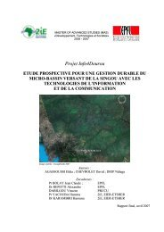 Projet Info4Dourou - Cooperation at EPFL