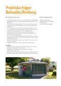 Utbildningar och aktiviteter 2011 - Riksbyggen - Page 4