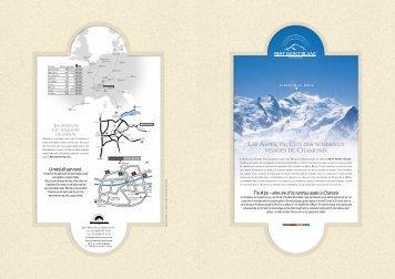 les alpes, ou l'un des nombreux visages de ... - Best Mont Blanc
