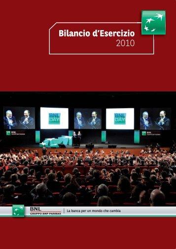 Relazione sulla gestione - Bnl