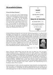 Die europäische Einigung - Examen Europaeum