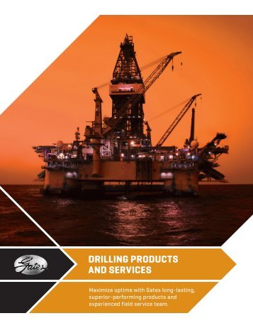 Drilling Products and Services Brochure