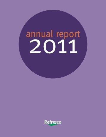 Annual Report 2011 - Refresco.de