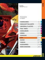 KTM - Acerbis