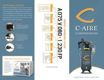 Brochure - Air Compressors Direct