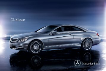 CL-Klasse. - Mercedes-Benz Македонија