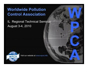 Impact of Combustion on Fabric Filter Performance - Wpca.info