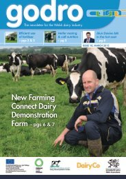 Godro Issue 10 - Dairy Development Centre