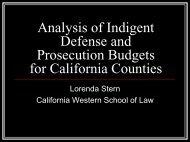 Download Lorenda Stern PowerPoint Presentation at Public Hearing