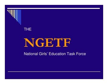 Download the presentation by FAWE - Rwanda Education NGO ...