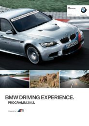 trainingS. - BMW.com