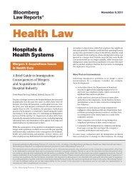 Health Law - Siskind, Susser