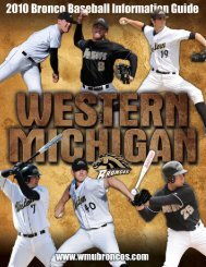 Download Complete Guide as PDF - Western Michigan University ...