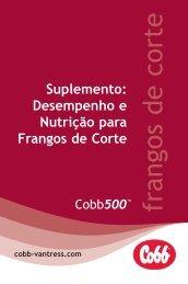 frangos de corte - Cobb-Vantress