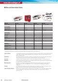 Werkstatteinrichtungen und Werkzeuge 2010 - Derendinger - Page 2