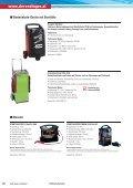 Werkstatteinrichtungen und Werkzeuge 2010 - Derendinger - Page 6
