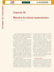 Capítulo III Métodos de cálculo luminotécnico - Revista O Setor ...
