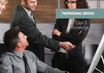 4 Professional Services - World Class Scotland