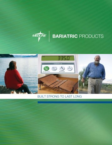 BARIATRIC PRODUCTS - Medline