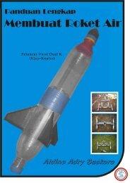 Panduan membuat roket air