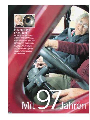 Hitzköpfiger Posaunist - Age Stiftung