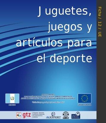 Ficha12. Juegos y Juguetes