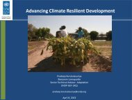 Advancing Climate Resilient Development - Asia Pacific Adaptation ...