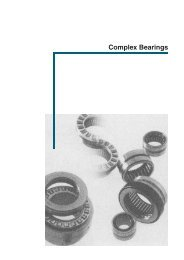 Complex Bearings