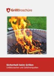 Tipps zum sicheren Grillen - Region