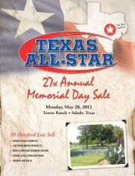 Monday, May 28, 2012 - National Cattle Services, Inc.