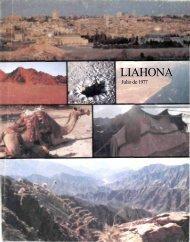 Liahona, julio de 1977 - LiahonaSud